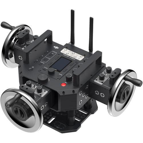 Ronin Master Wheels  3-Axis