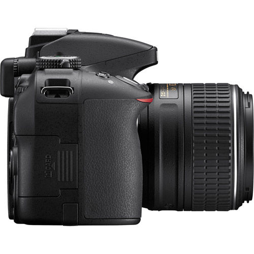 D5300 Kit w/ AF-P DX NIKKOR 18-55mm VR Lens