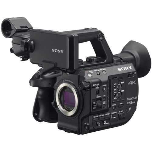 PXW-FS5M2 4K XDCAM Super 35mm Compact Camcorder