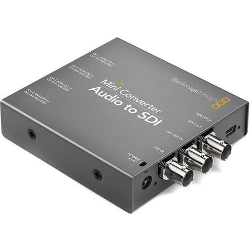 Mini Converter Audio to SDI 2