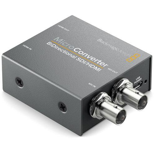 Micro Converter BiDirect SDI/HDMI - No Power Supply