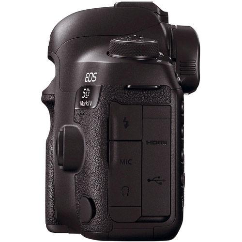 EOS 5D Mark IV DSLR Body w/ Pixma Pro 100 Printer