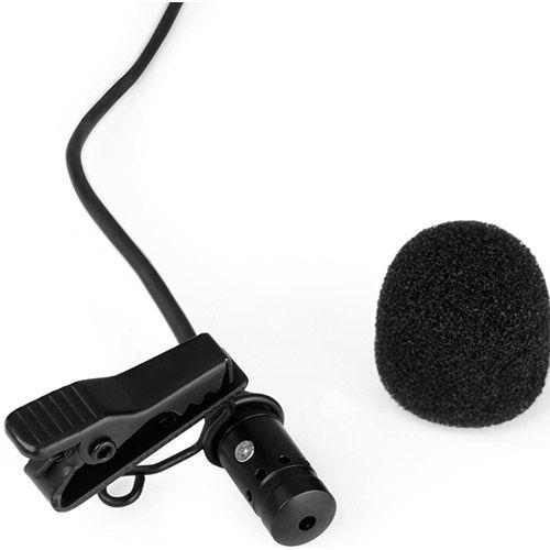XLavMic-C XLR Phantom Power Lavalier Cardioid Microphone