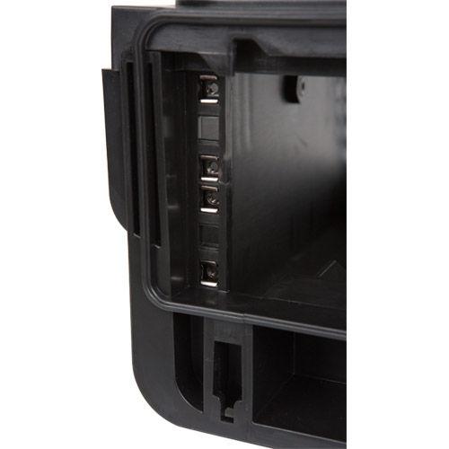 Injection-Molded 2 RU Studio Flyer Rack Case