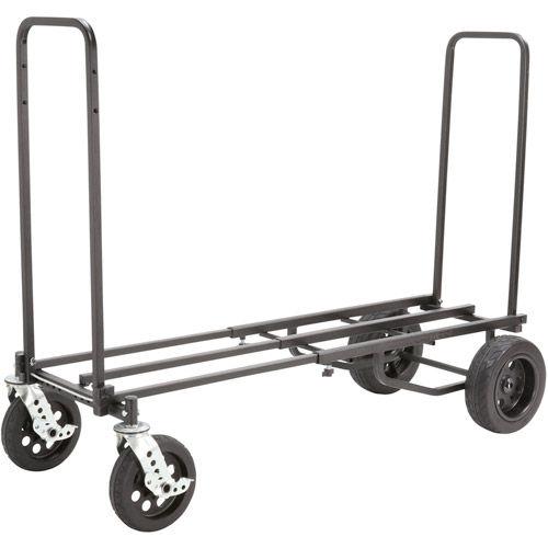"Rock N Roller MultiCart - R12 ""All Terrain"" with R Trac, Stealth Black"