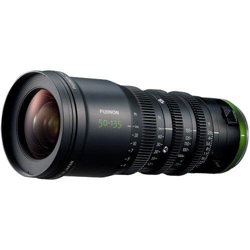 MK18-55mm T2.9 E-Mount 4K Lens + MK50-135mm T2.9 E-Mount 4K Lens