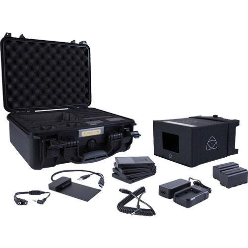 "PXW-FS5M2 4K XDCAM with Atomos Shogun Inferno 7"" 4K and Atomos Accessory Kit"