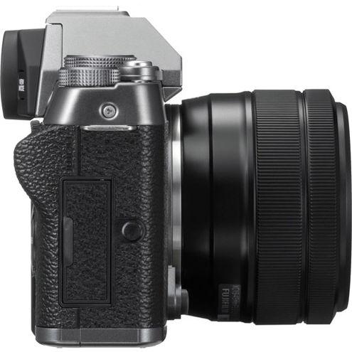 X-T100 Mirrorless Kit Dark Silver w/ XC 15-45mm f/3.5-5.6 OIS PZ Lens