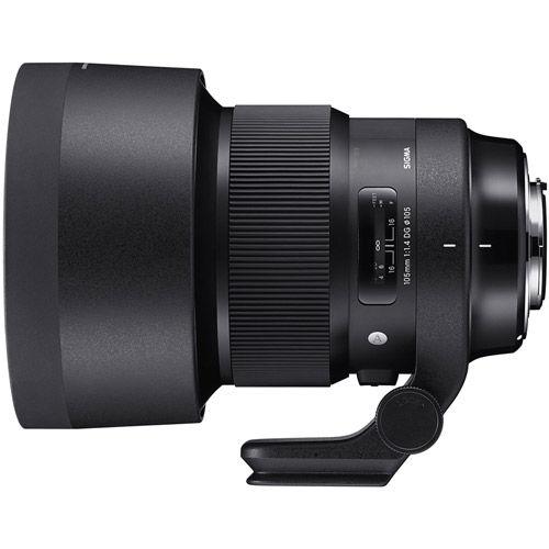 105mm f/1.4 DG HSM Art Lens for Sony E-Mount