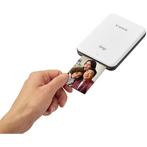 IVY Mini Photo Printer 2 x 3 Slate Gray