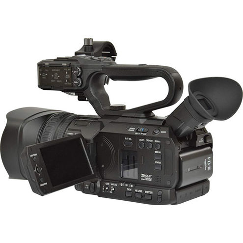 GY-HM250 4KCam Streaming Camcorder