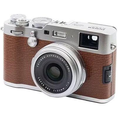 Fujifilm X100F Brown