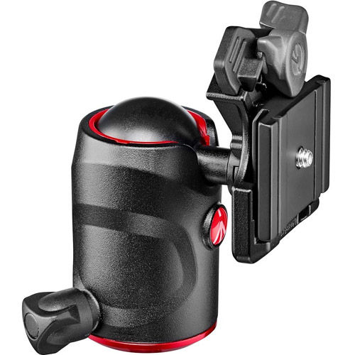 Compact Ball Head Replaces 496 and 496RC2