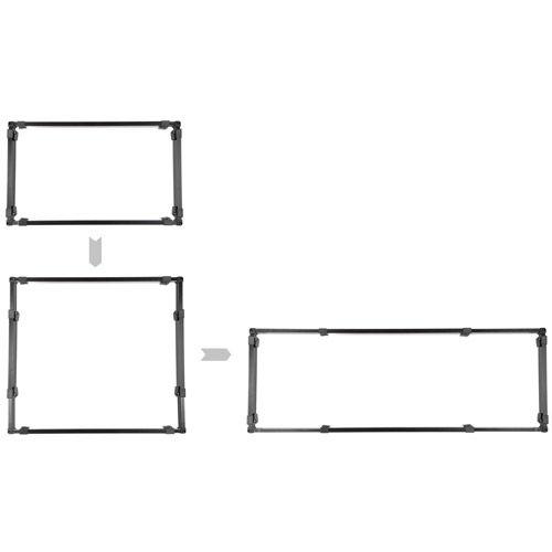 LG-VM23222K1 V2.0 Versatile XF Dual LED Kit Controller,  2 x Tile, 1  X Frame, Back & Diff