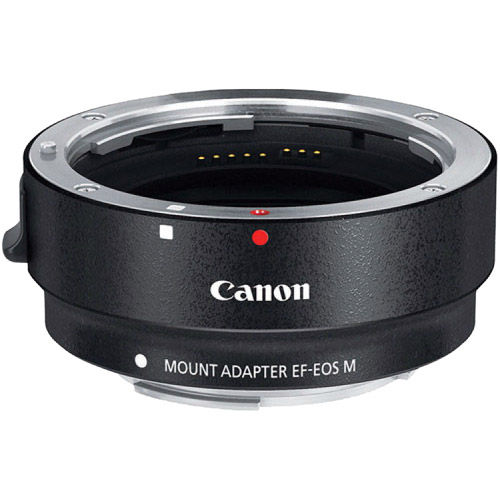 Canon EOS M5 With 18-150 Kit With EF-M28mm f3 5 Macro IS STM And EF-EOS M  Lens Adapter