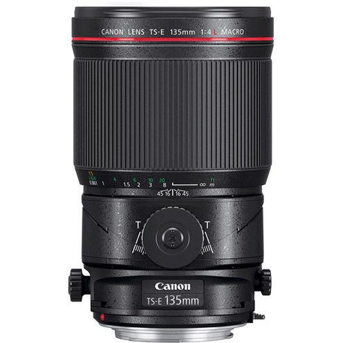 TS-E 135mm f/4L Macro Tilt - Shift Lens