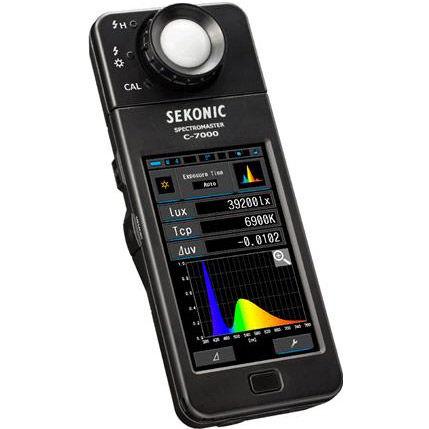 C-7000 Spectro Master Color Meter