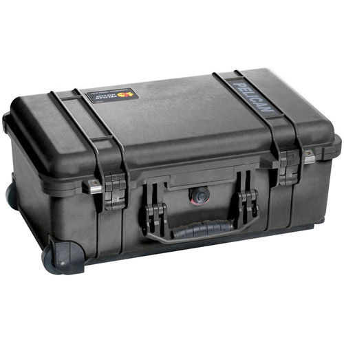 1510TP Carry-On Case with TrekPak Divider System (Black)