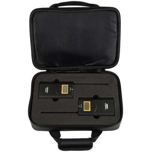 100m Range Mic Kit (AA Battery) 1 Lav, 1 TX, 1 RX