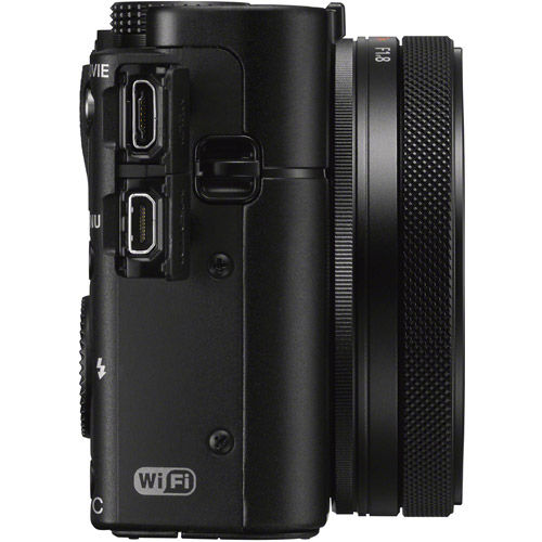 Cyber-Shot DSC-RX100VA