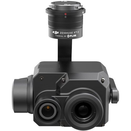 Zenmuse XT2 Thermal Camera - 336x256 9Hz 13mm