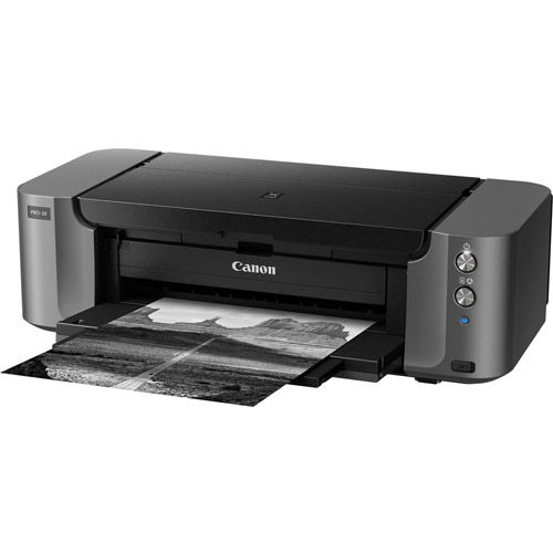 "PIXMA Pro 10 Printer Promo with Bonus Semi-Gloss Photo Paper Plus (50 sheets 13x19"")"