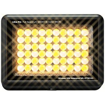 Pro Bi-Colour On Camera LED Light