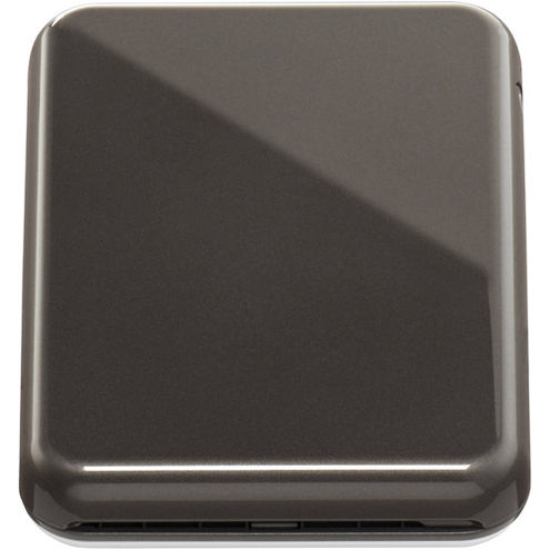 IVY Mini Photo Printer 2 x 3 Slate Gray With ZINK 2 x 3 - 20 Pack Paper
