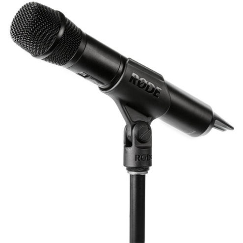 Rodelink TX M2 Hand Held Supercardioid Condenser Microphone with LB1 Rechargeable battery