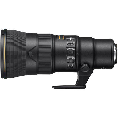 AF-S 500mm f/5.6 E PF ED lens