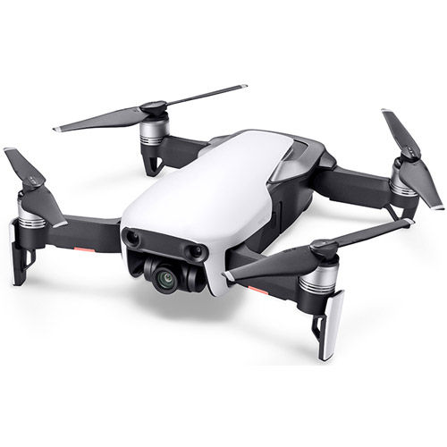 MAVIC Air - Arctic White With Bonus Battery