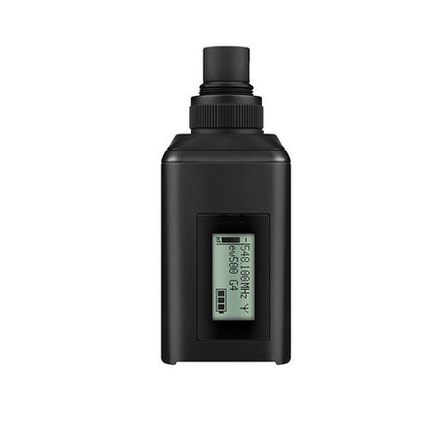 EW 500 BOOM G4-AW+ -Includes(1) SKP 500 G4 plug-on transmitter, (1) EK 500 G4 receiver AW+(470 - 558)