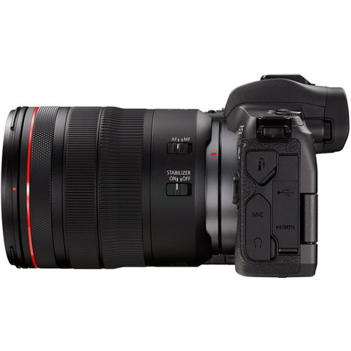 EOS R Full Frame Mirrorless Camera Body