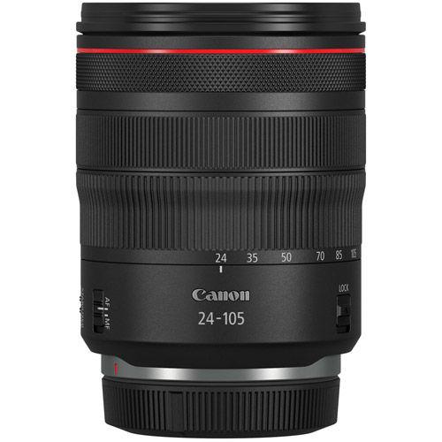 RF 24-105mm f4 L IS USM Lens