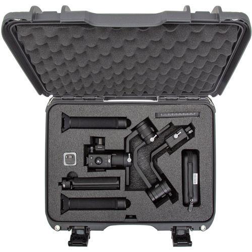 Ronin-S with Nanuk 923 Case - Black
