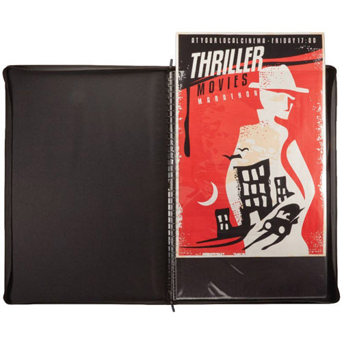 "24"" x 36"" Profolio Poster Binder (With 10 Pockets)"