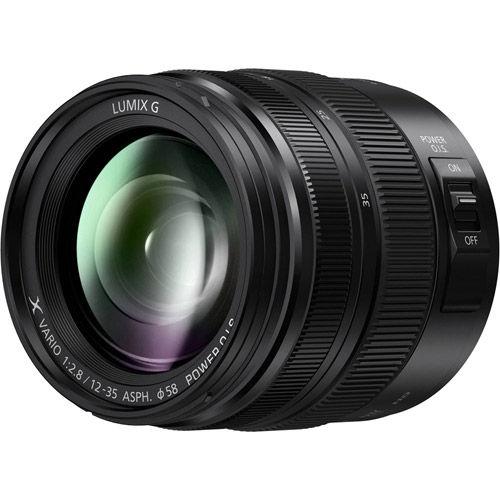 Lumix DC-GH5 Mirrorless Body w/ 12-35mm f/2.8 II ASPH Power OIS Lens