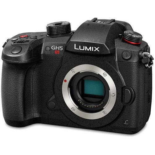Lumix DC-GH5S Mirrorless Body w/ 12-35mm f/2.8 II ASPH Power OIS Lens