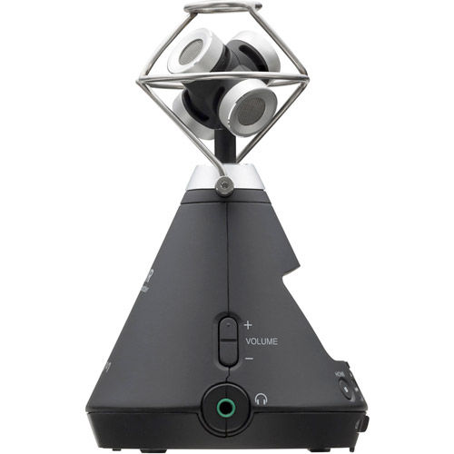 360º VR Audio recorder