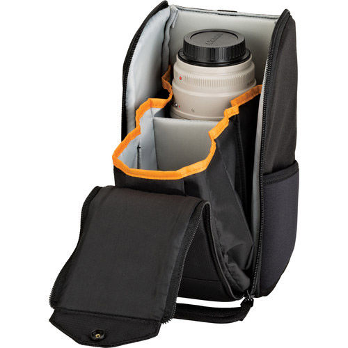 Lowepro PRO TACTIC Lens Exchange 200AW Black