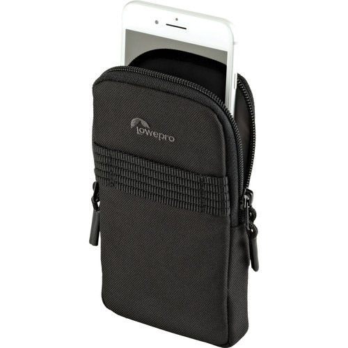 PRO TACTIC Phone Pouch Black