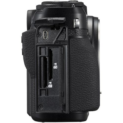 GFX 50R Medium Format Mirrorless Body (no lens) 51.4 MP