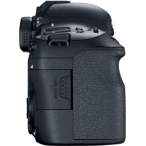 EOS 6D Mark II w/24-105mm f/4 IS II USM Lens With Speedlite 430EX III-RT