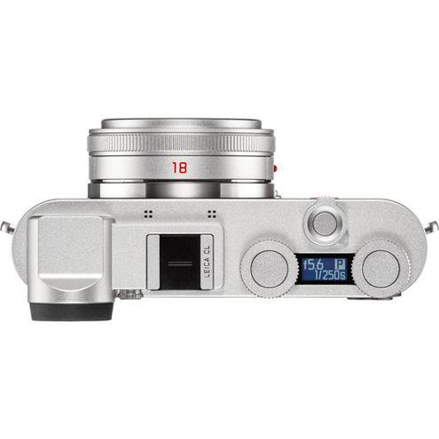 CL Prime Kit w/ 18mm Lens, Silver  Anodized
