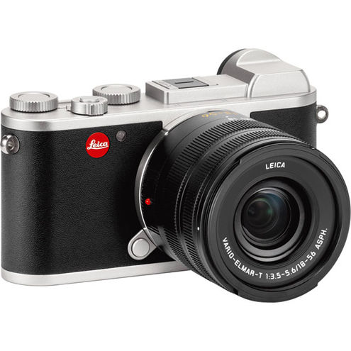 CL Vario Kit w/ 18-56mm Lens, Silver Anodized