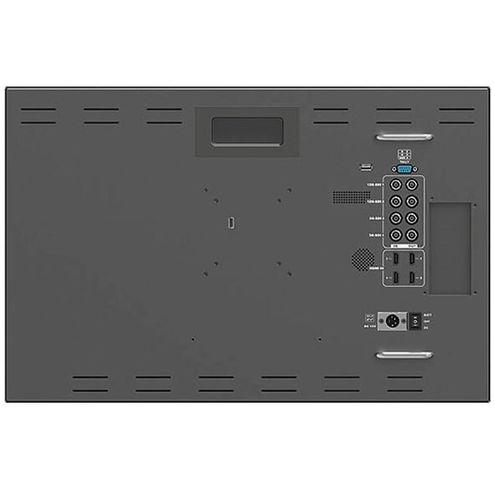 "23.8"" 12G-SDI 4K Broadcast Director Monitor with 12G-SDI, 4K HDMI inputs, Metal Housing,"