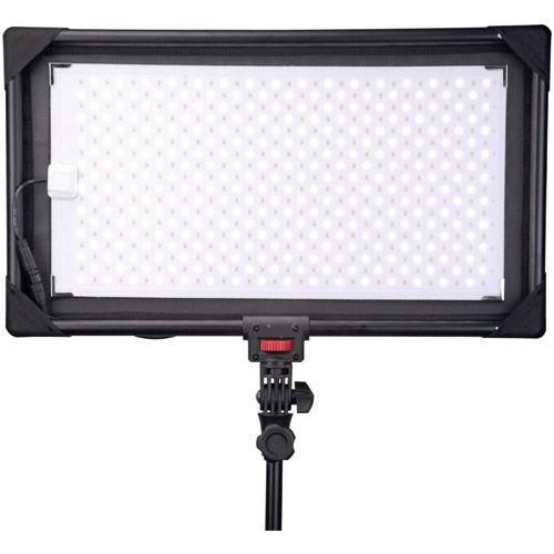 Versatile V116C1K1 CF (BLK) V2.0 Double Bright, Single Lightweight Tile Kit