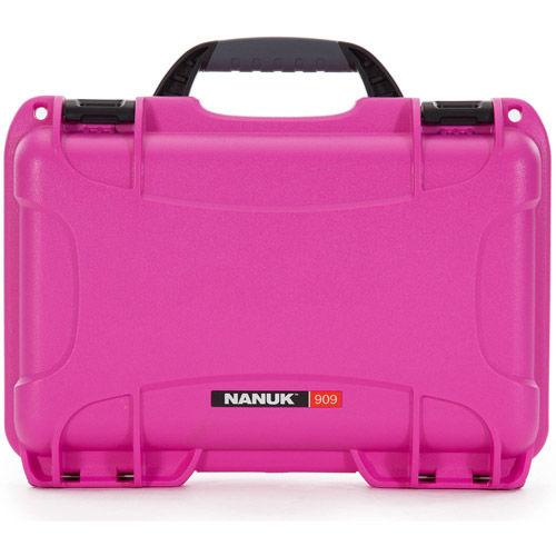 909 Case w/ Foam - Pink