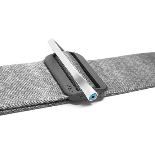 SlideLITE Camera Strap - Silver