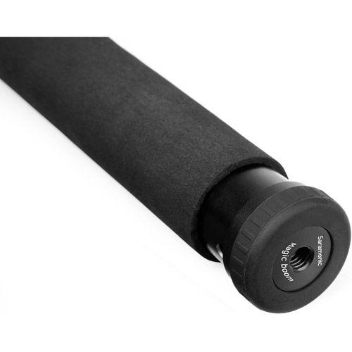 Carbon Fiber Boompole with Internal XLR Cable